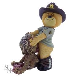 Walking Ted The Walking Dead (Bad Taste Bears) 13.6cm Nemesis Now B2778G6