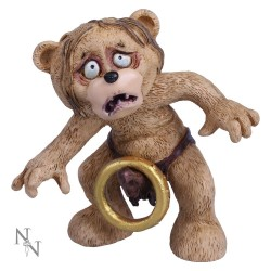 Precious Lord of the Rings (Bad Taste Bears) 9.5cm Nemesis Now B2774G6