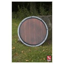 Round Shield - Wood 20 Inches -Ready for Battle LARP - 423013