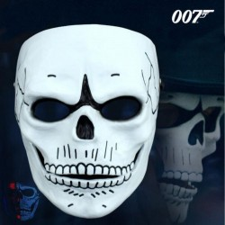 James Bond 007 Spectre Cosplay Mask Horror Skeleton Halloween