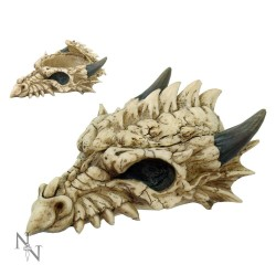 Smaug Dragon Skull Trinket Box The Hobbit Nemesis Now NEM2401