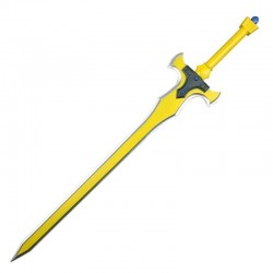 Kirito's Holy Sword Excalibur Sword Art Online SAO Cosplay Sword