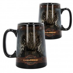 Ceramic Throne Tankard (Game of Thrones) 13.5cm B4011K8