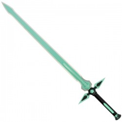 Kirto's Dark Repulser Sword with Sheath Sword Art Online SAO Anime
