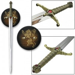 Game of Thrones Widow's Wail Metal Sword