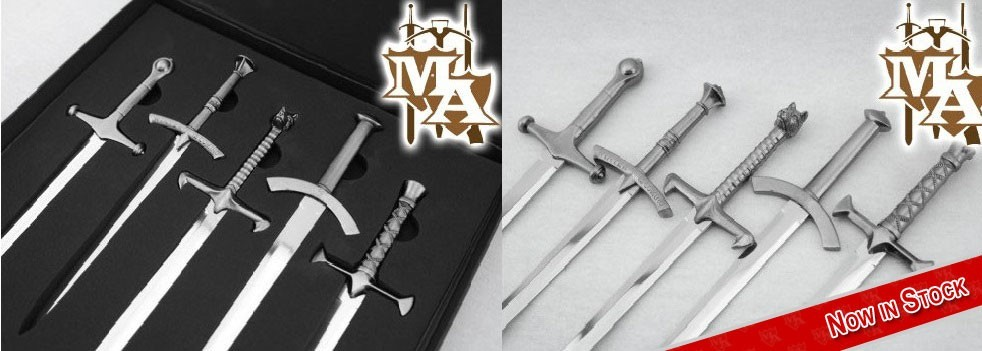Game of Thrones Letter Opener